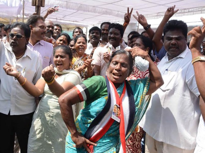 Palaniswami's unexpected rise to power