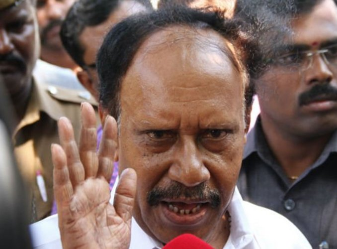 Thambidurai says ready for talks with Panneerselvam