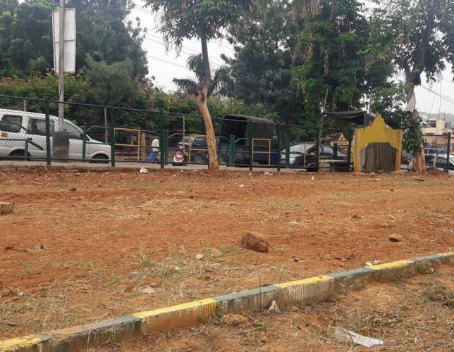 Indira Canteens coming up in city's precious lung spaces