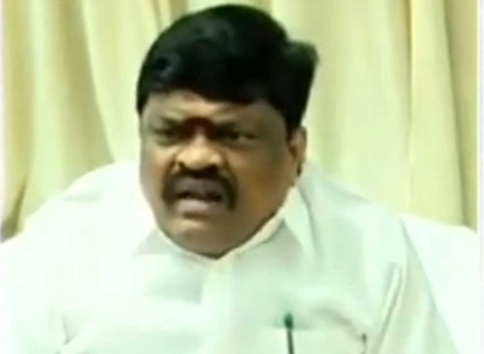 Modi is with us, nobody can shake AIADMK: TN Minister