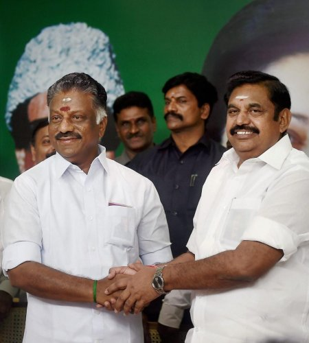 EC recognises EPS-OPS faction as real AIADMK