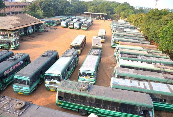 Tamil Nadu transport unions strike continues