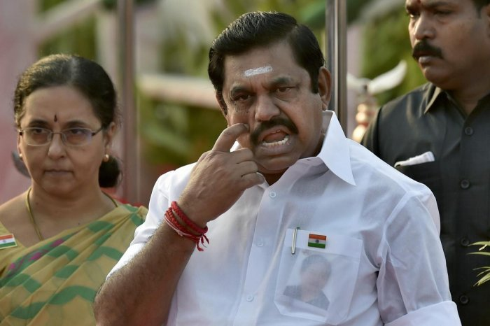Centre should constitute CMB to realise people's aspirations: Palaniswami