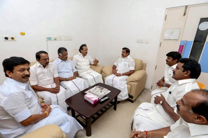 Healthy political culture emerging in Tamil Nadu | Deccan Herald