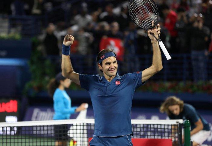 It's a magical feat: Federer | Deccan Herald