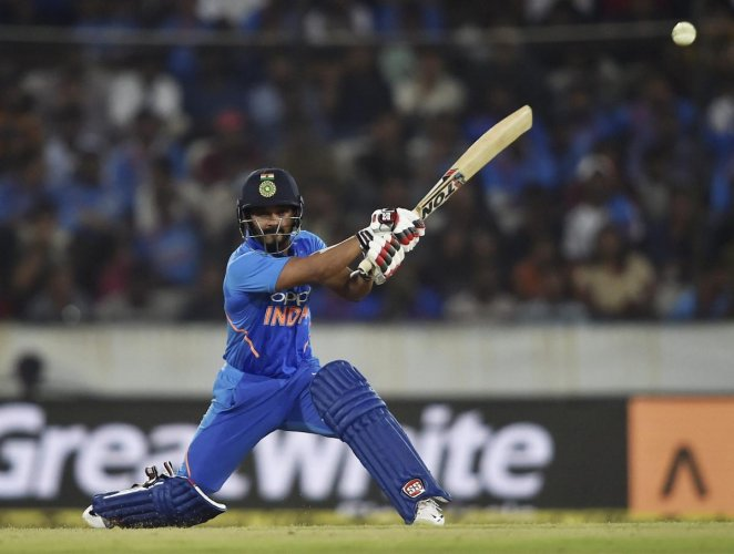 India's Kedar Jadhav enhanced his candidature for the finisher's role in ODIs. PTI
