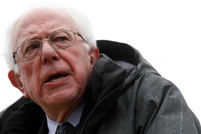 Vermont's left-leaning Senator Bernie Sanders was among the first in the recent wave. During his 2016 presidential campaign, he called for higher federal income taxes to pay for free college tuition and universal healthcare. (Reuters Photo)