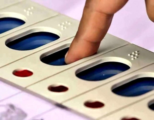 The ECI on Monday began a two-day visit to the state to assess the feasibility of holding the Lok Sabha and the assembly polls simultaneously. (File Photo. For representation)