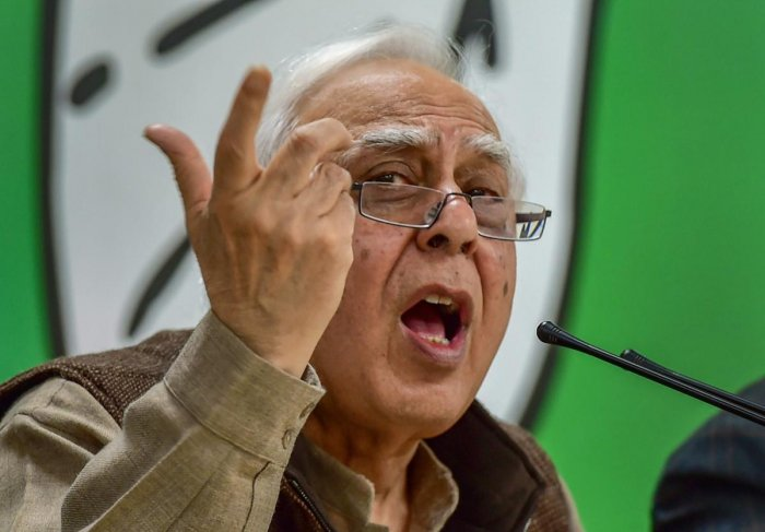 """""""Modi ji must answer as the international media like New York Times, Washington Post, London-based Jane Information group, Daily Telegraph, the Guardian and Reuters, are reporting that there is no proof of militant losses at Balakot in Pakistan,"""" Sibal sa"""