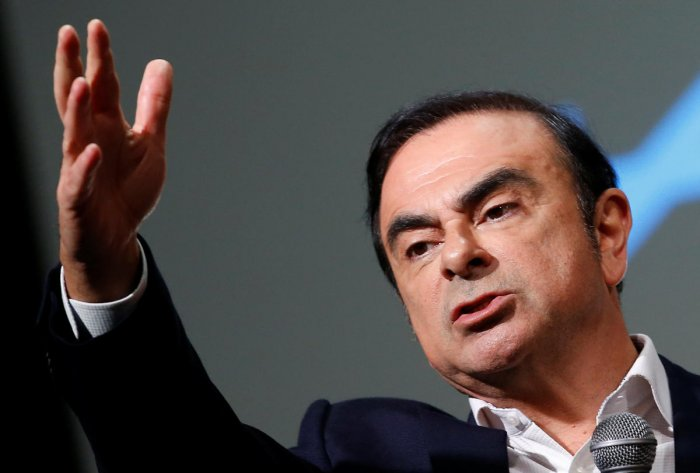 Ghosn faces three charges of financial misconduct, two involving alleged under-reporting of his salary and a third over a complex scheme in which he allegedly sought to transfer his losses to Nissan's books. (Reuters File Photo)