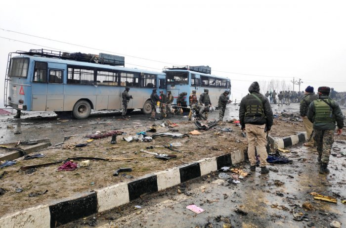 A senior police official said that heightened security measures have been taken to thwart a Pulwama-like attack. Reuters file photo