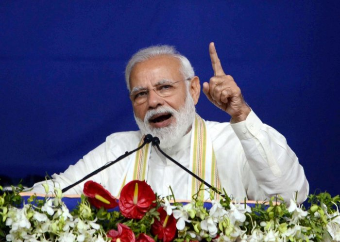 Prime Minister Narendra Modi on Tuesday said asking the government to account for its work has now become a trend in the country. PTI file photo