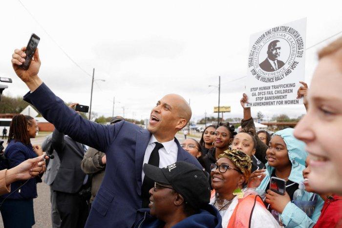 Democratic 2020 U.S. presidential candidate and U.S. Senator Cory Booker (D-NJ) (Reuters File Photo)