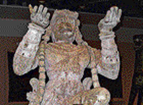 This museum is a storehouse of information on Hanuman