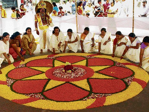 Onam, an occasion for Malayalees to rejoice   Deccan Herald