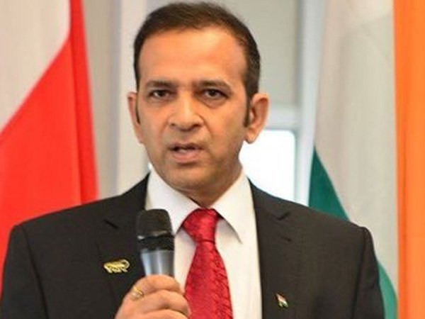 India's envoy to Pakistan Ajay Bisaria will return to Islamabad on Saturday, the Ministry of External Affairs said. ANI file photo.