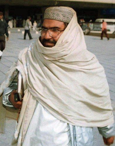 Masood Azhar. AP/PTI file photo