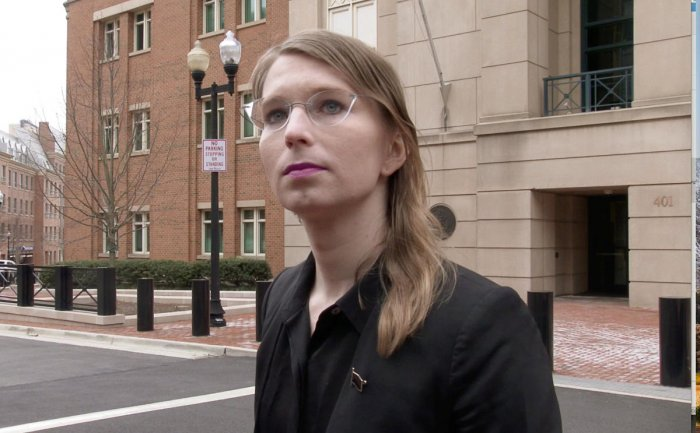Manning, 31, was ordered to testify earlier this week for an investigation examining actions by WikiLeaks founder Julian Assange in 2010, according to her own description, inadvertent court revelations and media reports. (Reuters Photo)