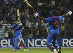 For luck's sake, stick to old jerseys, BCCI tells Ind players