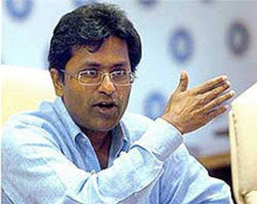 Text of Lalit Modi's letter to BCCI