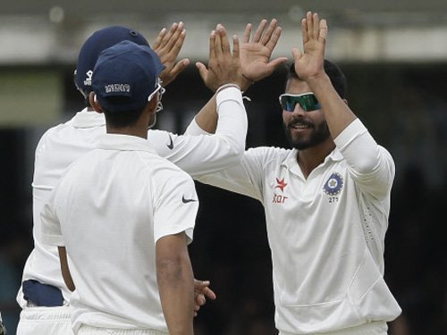 BCCI fumes at fine imposed on Jadeja, hints at appealing