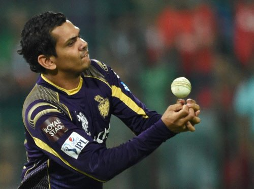 BCCI clears Narine's bowling action