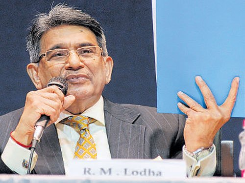 Panel against ministers, govt officials in BCCI