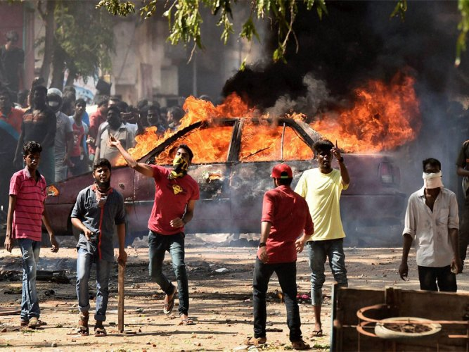 Jallikattu law passed by assly; 20 cops injured in violence