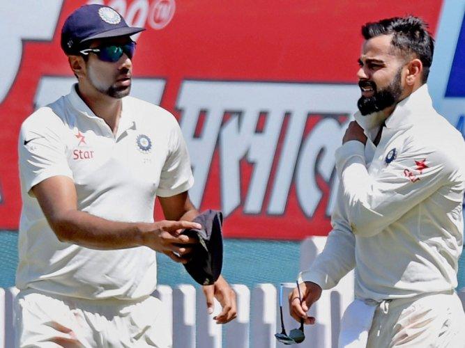 Kohli injury not serious, says BCCI