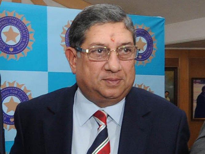 N Srinivasan cannot represent BCCI in ICC meeting: SC
