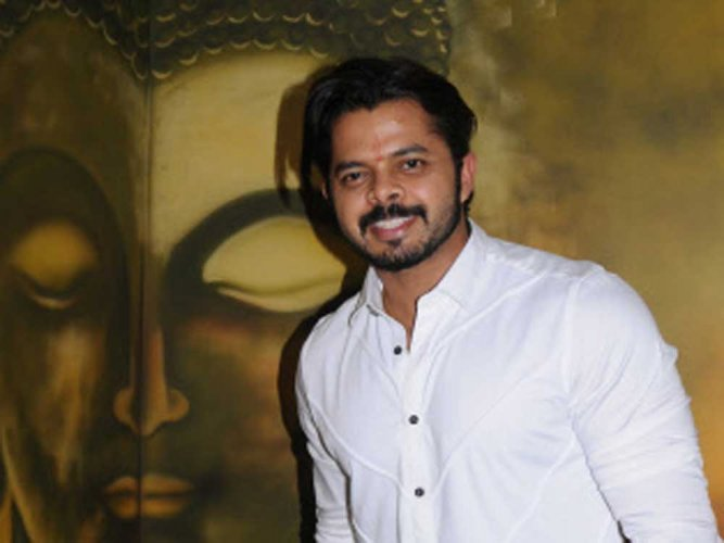 HC restores life ban imposed on Sreesanth by BCCI