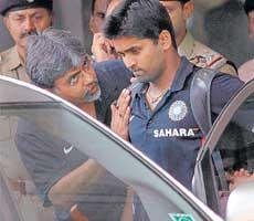Change in captain not on the cards, says BCCI