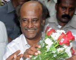 Rajinikanth keeps 62nd b'day simple, fans celebrate