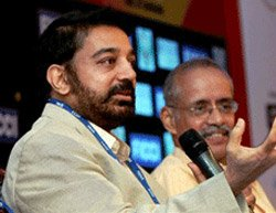Emotional Kamal Haasan says TN does not want him