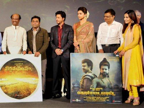 'Kochadaiiyaan' tribute to Rajini's illustrious career: Soundarya