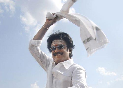 Rajinikanth shoots for 'Lingaa'