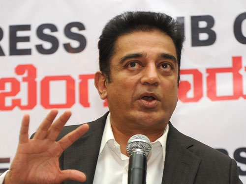 Nothing will happen by returning awards: Kamal Haasan