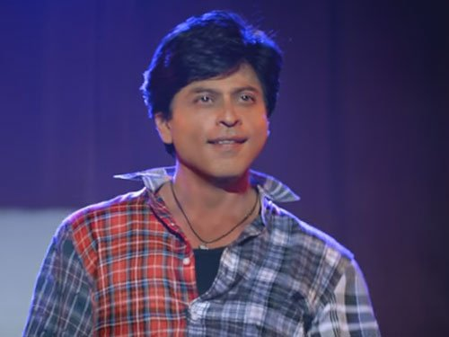 Shah Rukh fan of Mahatma Gandhi, Sachin, Chopra, Rajinikanth