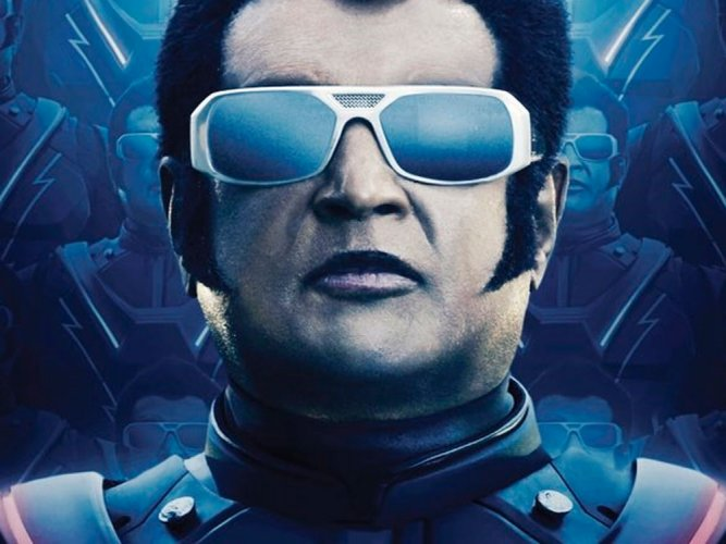 Rajinikanth's '2.0' satellite rights sold for Rs 110 cr