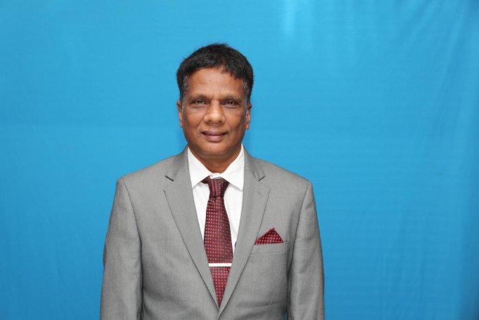 Dr A K Mohanty. DH photo