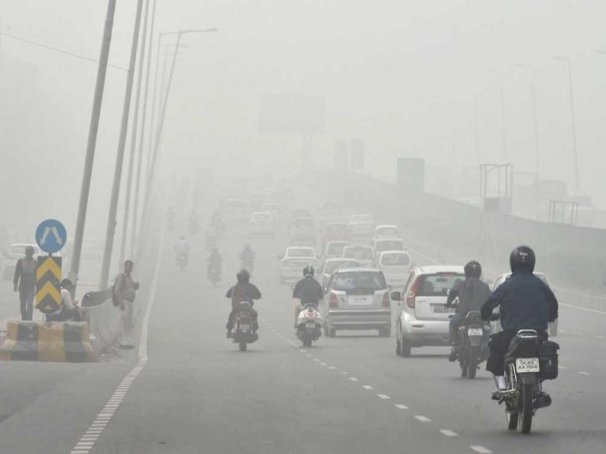 Deadly smog-inducing emissions, chemicals polluting drinking water, and the accelerating destruction of ecosystems crucial to the livelihoods of billions of people are driving a worldwide epidemic that hampers the global economy, it warned. (PTI File Phot