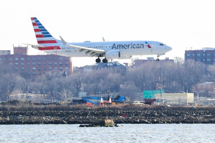 """The United States said there is """"no basis"""" to ground Boeing 737 MAX airplanes, after a second deadly crash involving the model in less than five months prompted governments worldwide to ban the aircraft. Reuters photo"""