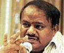 Govt bid to dig up muck on Kumaraswamy