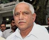 11 rebel MLAs support BSY; crisis blows over