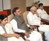 NDA to meet PM, asks BSY to parade supporting MLAS