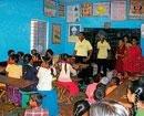 Govt schools pander to English craze