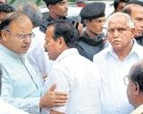 BJP plunges into crisis as BSY refuses to step down