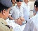 'Pained' BSY back in jail