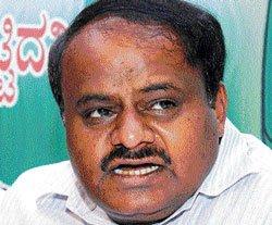 Cannot act against Kumaraswamy in bigamy case: Lok Sabha secretariat