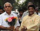 BSY unleashes resignation politics